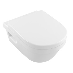 Architectura V&B miska WC podwieszana XL DirectFlush 410x580mm white alpin Ceramicplus – 4688 R0 R1