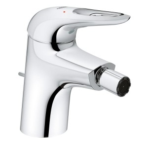 Eurostyle New S-Size Grohe bateria bidetowa z korkiem pop-up chrom - 33565 003