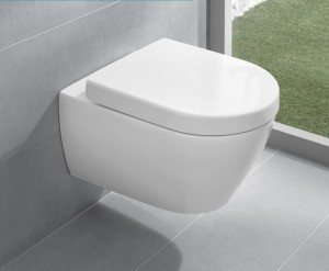 Subway 2.0 V&B miska WC wisząca DirectFlush white alpin - 5614 R0 01