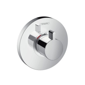 Select Hansgrohe bateria termostat showerselect s podtynkowa highflow element zewnętrzny chrom - 15741000