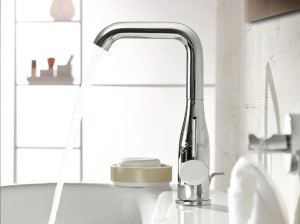 Essence New L Size Grohe bateria umywalkowa chrom - 32628 001