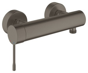 Essence New Grohe bateria natryskowa brushed hard graphite - 33636 AL1