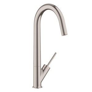 Starck Shower Collection Axor bateria kuchenna stal - 10822800