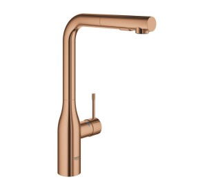 Essence Grohe bateria zlewozmywakowa warm sunset - 30270 DA0